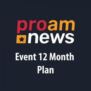 ProAmNews 12 month event plan