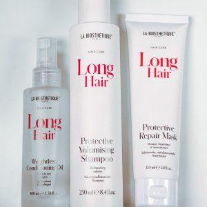 La Biosthetique long hair set