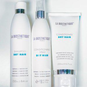 La Biosthetique Dry Hair Set